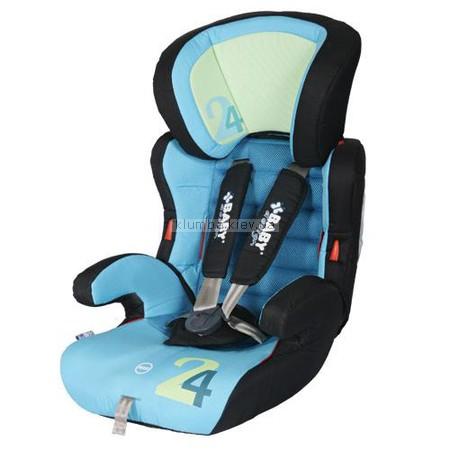 Детское автокресло Baby Design Jumbo Sporty