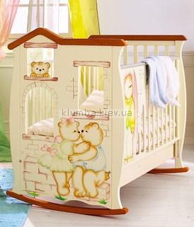 Детская кроватка Baby Expert Fantamore