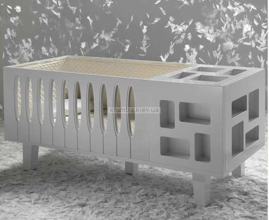Детская кроватка Baby Suommo Grand Sonno
