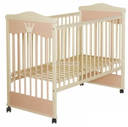 Детская кроватка Drewex Korona