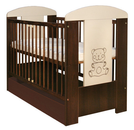 Детская кроватка Drewex Mis