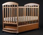 Детская кроватка Наталка Кровать  светлая