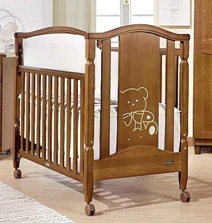 Детская кроватка Trama Classic Bear