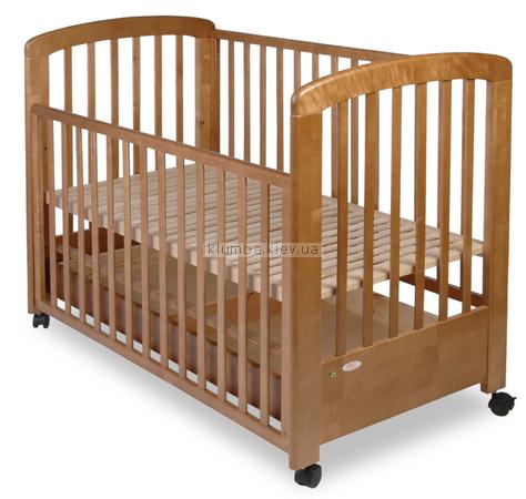 Детская кроватка Troll Nina Lux