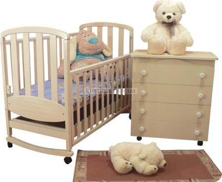 Детская кроватка Верес Соня ЛД9