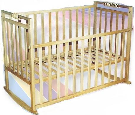 Детская кроватка Веселка Забава