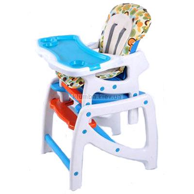 Детский стульчик для кормления Baby Care C901(C092)