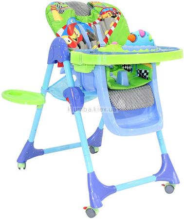 Детский стульчик для кормления Casato Mosaic Plus