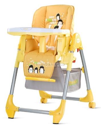 Детский стульчик для кормления Chipolino Pingo