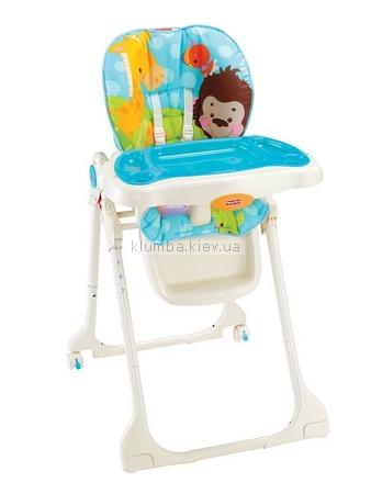 Детский стульчик для кормления Fisher Price Любимая планета (Precious Planet)