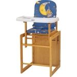 Детский стульчик для кормления Geoby MY 101