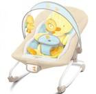 Детское кресло-качеля Bright Starts Comfort & Harmony Cradling Rocker, Уточка (6978)