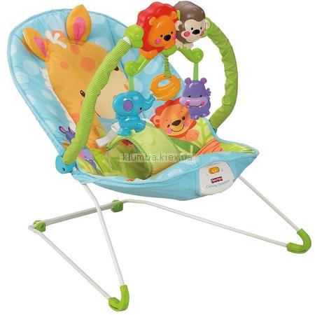 Детское кресло-качеля Fisher Price Любимая планета (t1829)