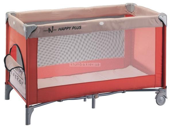 Детский манеж Neonato Happy Plus