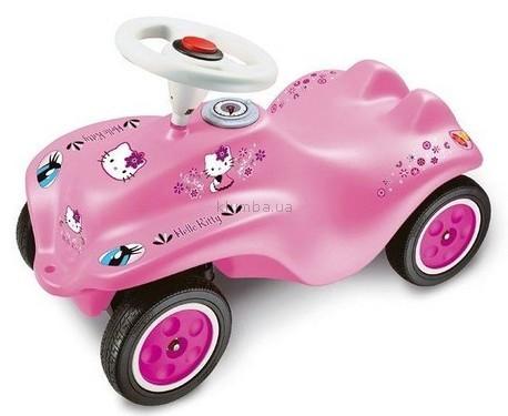 Детская машинка Big Hello Kitty