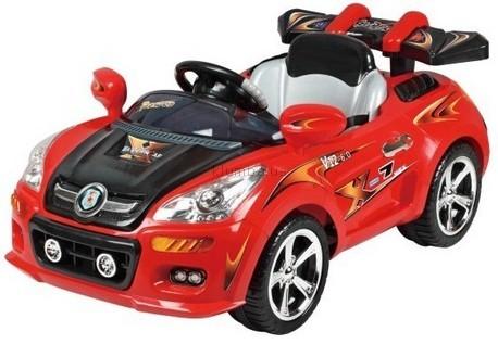 Детская машинка Metr+ JY2078R, Bambi