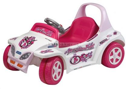 Детская машинка Peg-Perego Mini Racer Pink