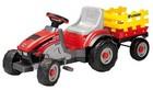Детская машинка Peg-Perego Трактор с прицепом  Mini Tony Tigre