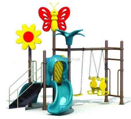 Детская площадка Inteco 5118B
