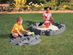 Детская площадка Little Tikes Замок