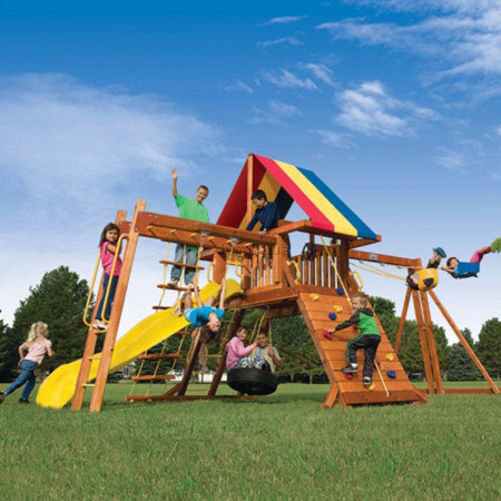 Детская площадка Rainbow Дворец