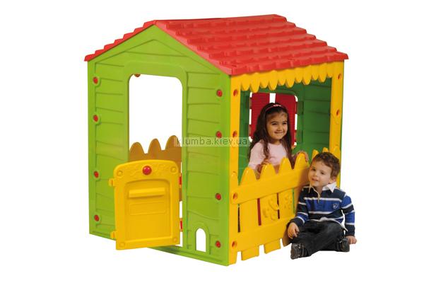 Детская площадка Starplast Фермерский домик (69-560)