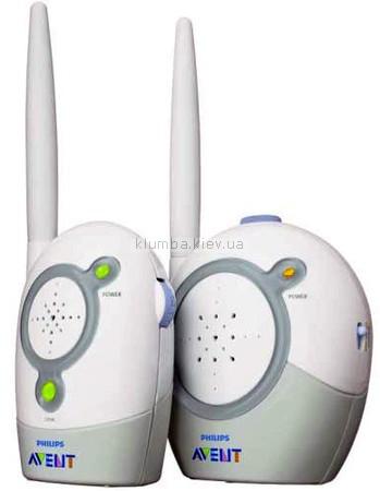 Детская радио/видео-няня Avent (Philips) SCD480