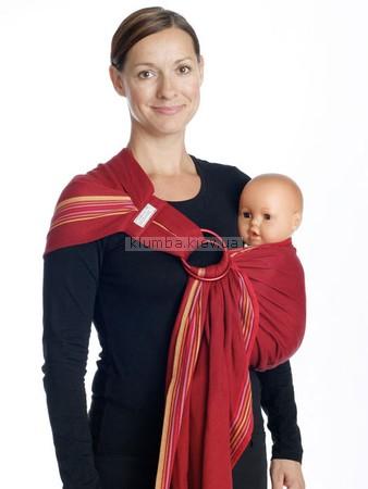 Детская переноска Dolcino Ringsling