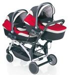 Детская коляска Cam Pulsar Twin 2 в 1