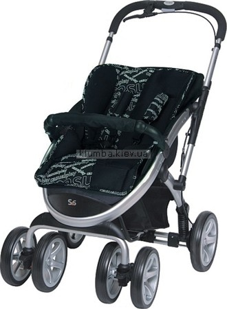 Детская коляска Casualplay S6 Unisystem