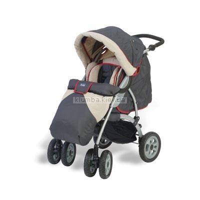Детская коляска Chicco TECH 6WD 2 в 1