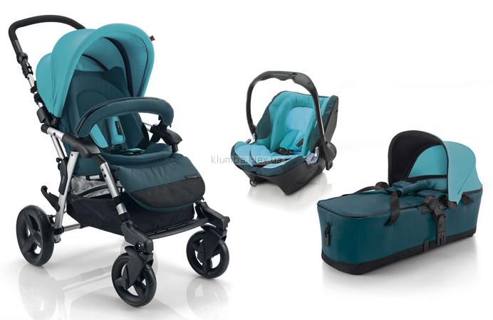 Детская коляска Concord Fusion 3 в 1