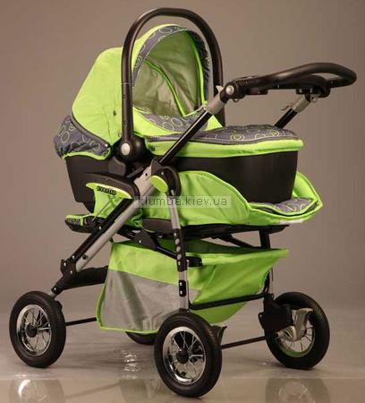 Детская коляска Everflo PP-06 ADC 2 в 1