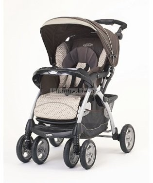 Детская коляска Graco Vivo 2 в 1