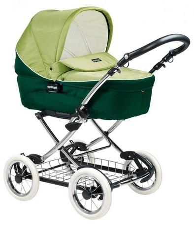 Детская коляска Peg-Perego Young (шасси Chrome Classico)