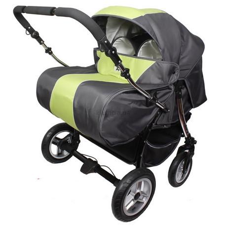 Детская коляска Zekiwa Twin New