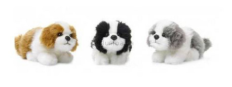 Детская игрушка Anna Club Plush Собака лежачая (18 см)