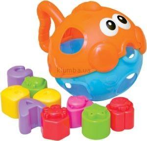 Детская игрушка BabyBaby Рыба шар