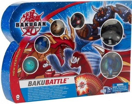 Детская игрушка Bakugan BakuBattle Battle pack