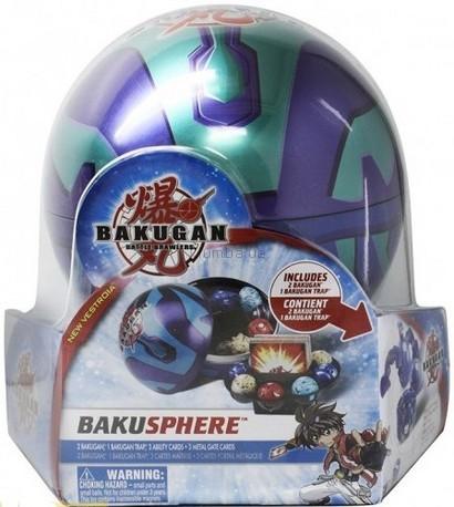 Детская игрушка Bakugan Baku Sphere