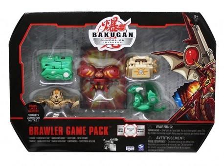 Детская игрушка Bakugan Brawlers Game Pack S3