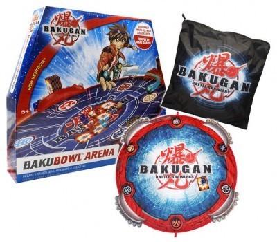 Детская игрушка Bakugan Набор BakuBowl Arena
