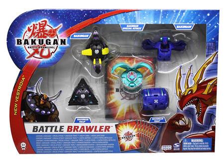 Детская игрушка Bakugan Набор бакуганов Batle Brawler