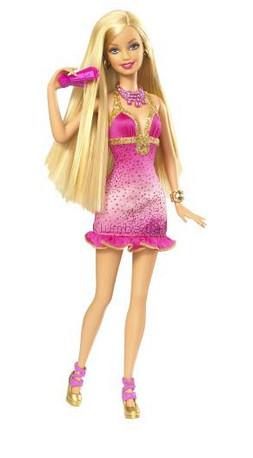 Детская игрушка Barbie Барби Создай прическу