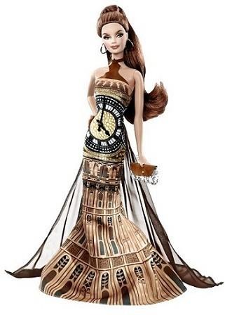 Детская игрушка Barbie Биг Бен, Страны  мира