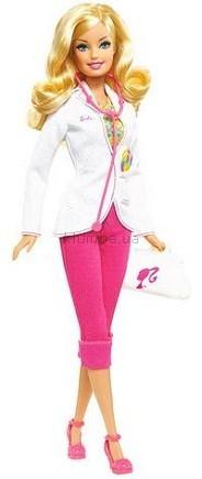 Детская игрушка Barbie Детский врач