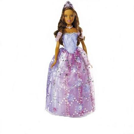 Детская игрушка Barbie Принцесса (сиреневая)