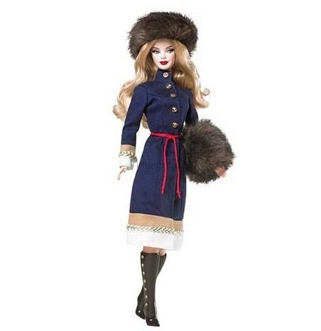 Детская игрушка Barbie Россиянка, Страны мира