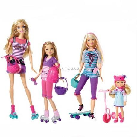 Детская игрушка Barbie Сестричка Барби