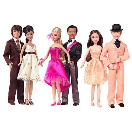 Детская игрушка Barbie Выпускной бал из фильма Школьный мюзикл